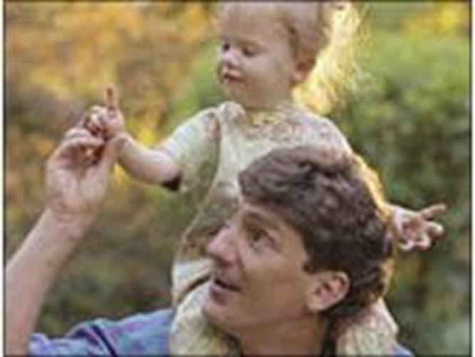 Baba şefkati zekayı geliştiriyor